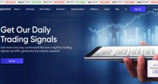 eXcentral CFD trading