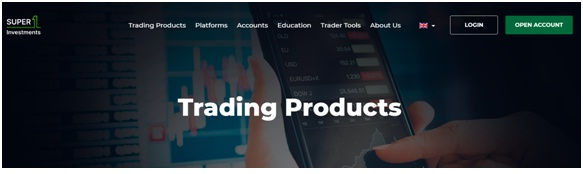 super1investments Trading Products