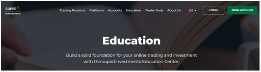 super1investments Education Center